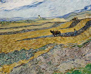 1-enclosed-field-with-ploughman-vincent-van-gogh