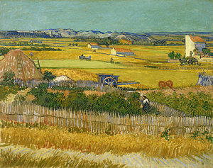 1-the-harvest-vincent-van-gogh