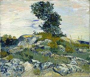 1-the-rocks-vincent-van-gogh