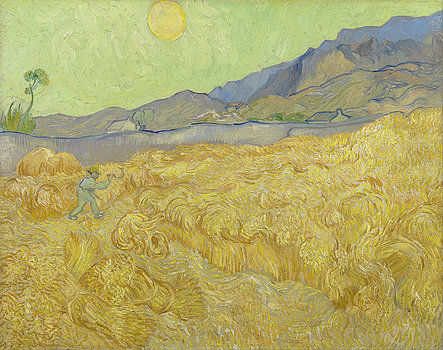 1-wheatfield-with-a-reaper-vincent-van-gogh