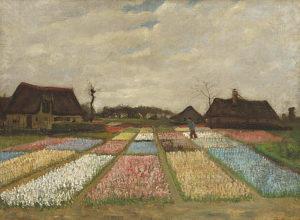 2-flower-beds-in-holland-vincent-van-gogh
