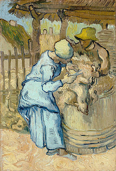 2-the-sheep-shearer-vincent-van-gogh
