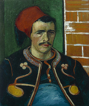 2-the-zouave-vincent-van-gogh