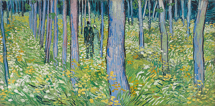 2-undergrowth-with-two-figures-vincent-van-gogh