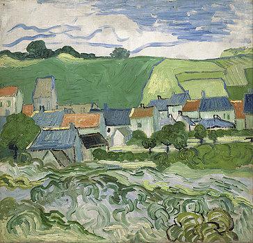 2-view-of-auvers-vincent-van-gogh
