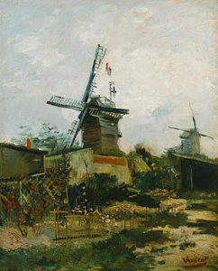 2-windmills-on-montmartre-vincent-van-gogh