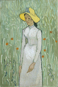 3-girl-in-white-vincent-van-gogh