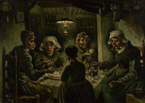 4-the-potato-eaters-vincent-van-gogh