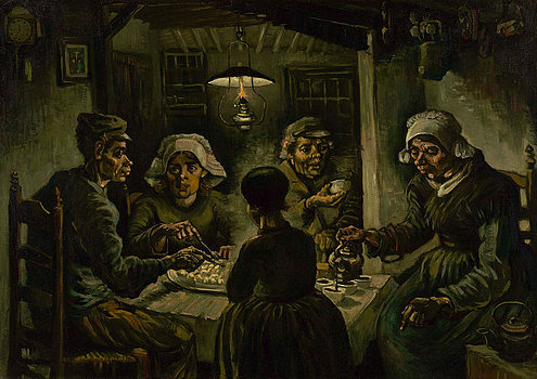 4-the-potato-eaters-vincent-van-gogh