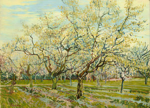 4-the-white-orchard-vincent-van-gogh