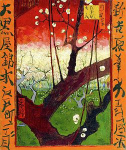 5-flowering-plum-tree-vincent-van-gogh