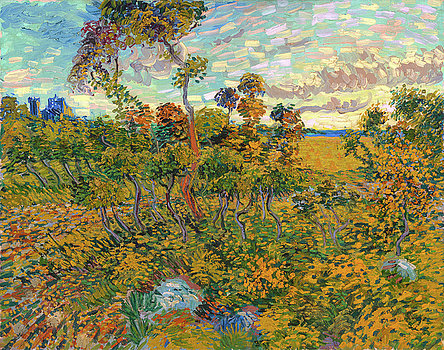 5-sunset-at-montmajour-vincent-van-gogh