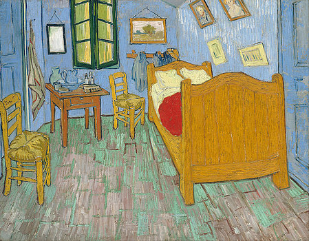 6-the-bedroom-vincent-van-gogh