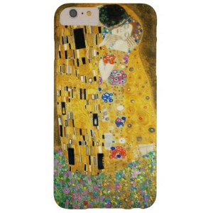 Gustav Klimt The Kiss iPhone 6 Plus Case