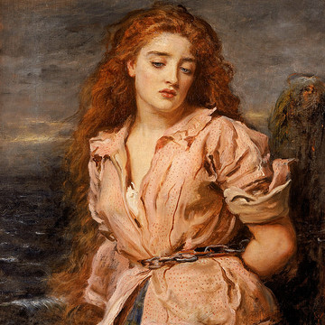 JOHN EVERETT MILLAIS