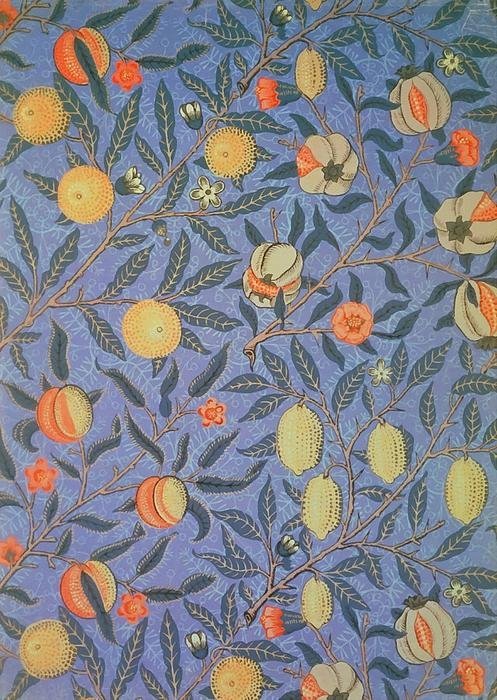 pomegranate-william-morris