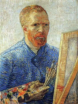 self-portrait-as-an-artist-vincent-van-gogh