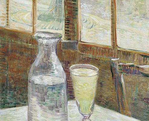 still-life-with-absinthe-vincent-van-gogh